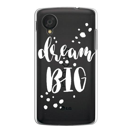 Nexus 5 Cases - Dream Big