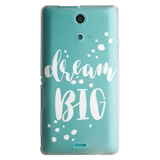 Sony Zr Cases - Dream Big