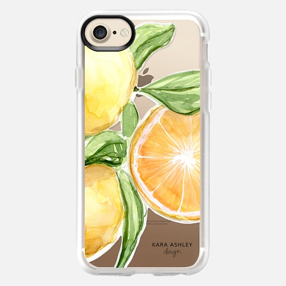 Lemon Bunch - Wallet Case