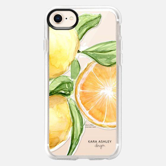 Lemon Bunch - Snap Case