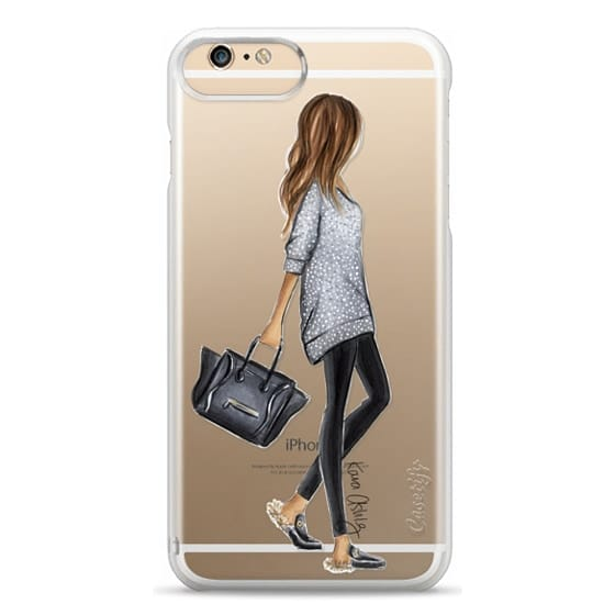 iPhone 6 Plus Cases - Furry Slippers by Kara Ashley