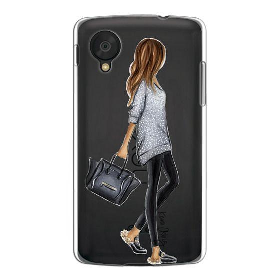 Nexus 5 Cases - Furry Slippers by Kara Ashley
