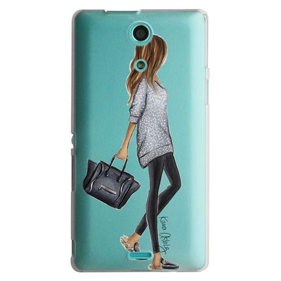 Sony Zr Cases - Furry Slippers by Kara Ashley