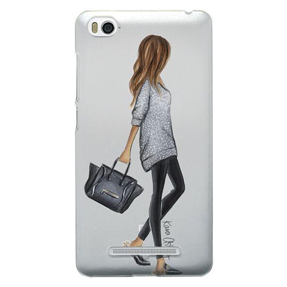 Xiaomi 4i Cases - Furry Slippers by Kara Ashley