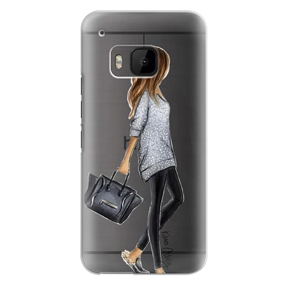 Htc One M9 Cases - Furry Slippers by Kara Ashley