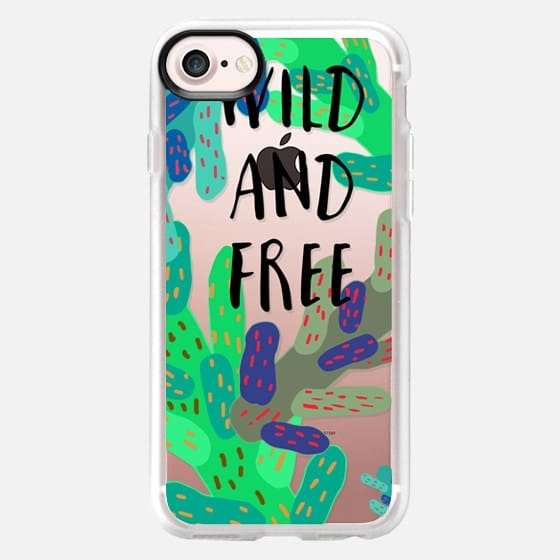 Wild and free - Classic Grip Case