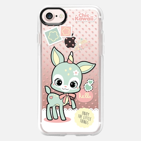 Magical Deer By Chic Kawaii - Wallet Case