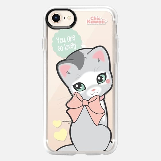 Cutie Chic By Chic Kawaii - Snap Case