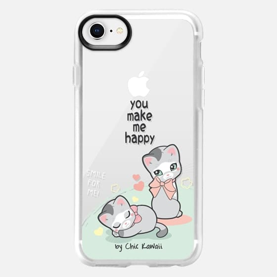 Smile for Me By Chic Kawaii - Snap Case