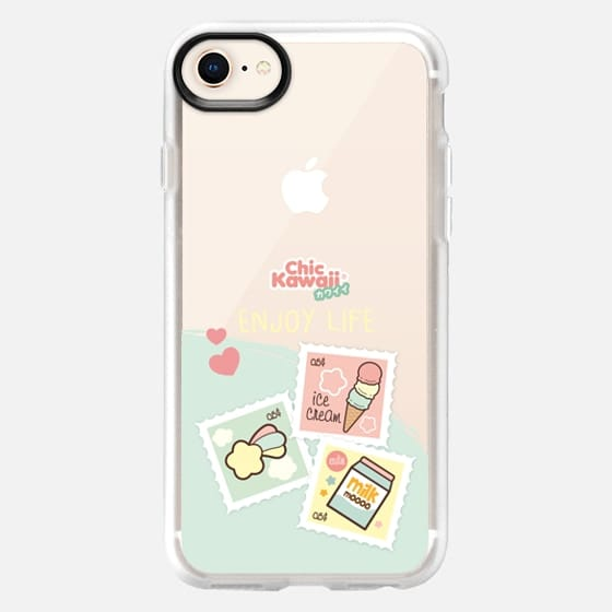 Sweet Stamp By Chic Kawaii - Snap Case