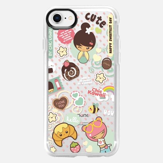 Cute Style By Chic Kawaii - Snap Case