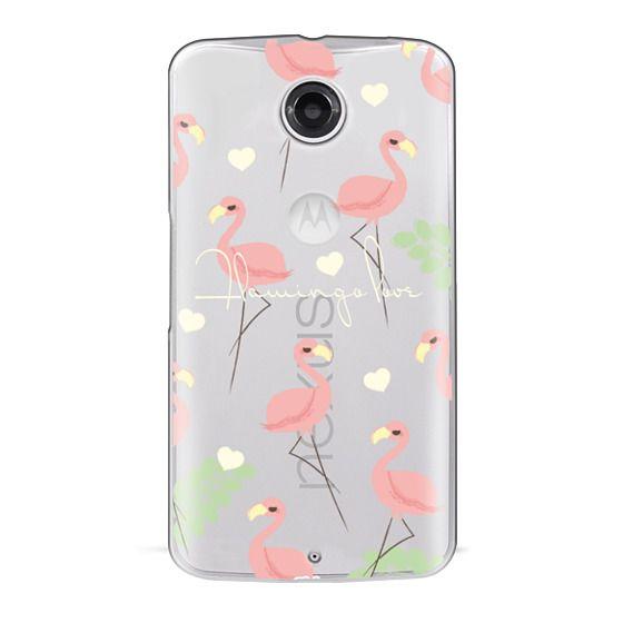 Flamingo Love By Chic Kawaii