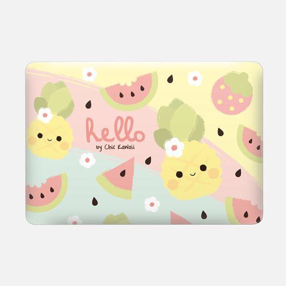 Hello Fruits By Chic kawaii -