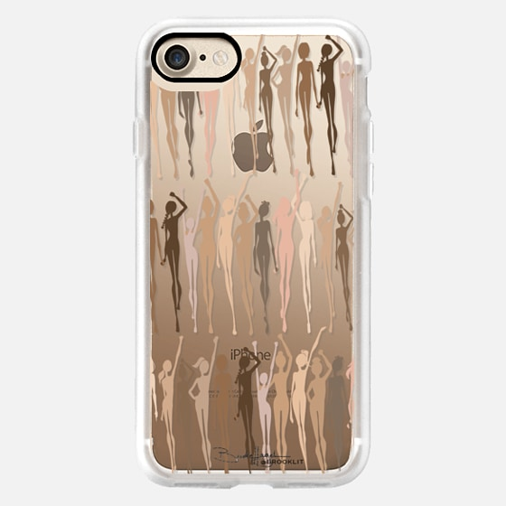 Women's March by Brooklit - Classic Grip Case