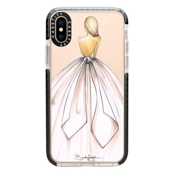 iPhone XS Cases - Gwen by Brooklit
