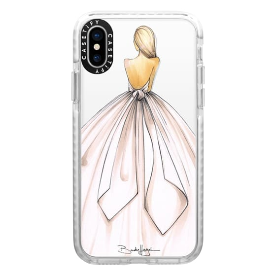 iPhone X Cases - Gwen by Brooklit