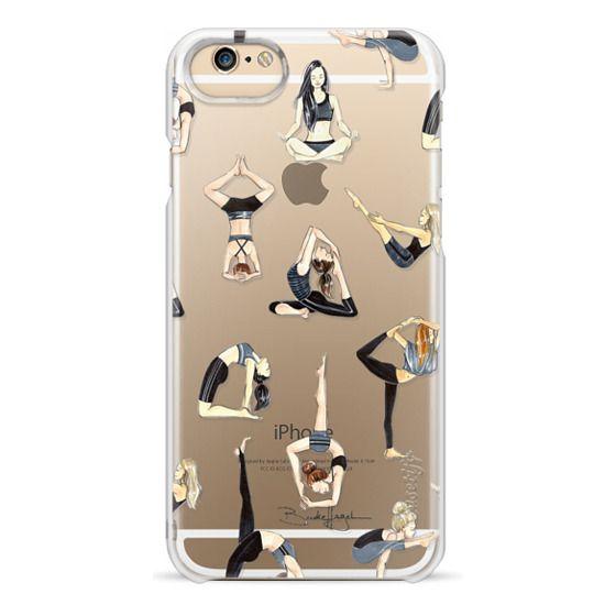 iPhone 6 Cases - Yoga Girls
