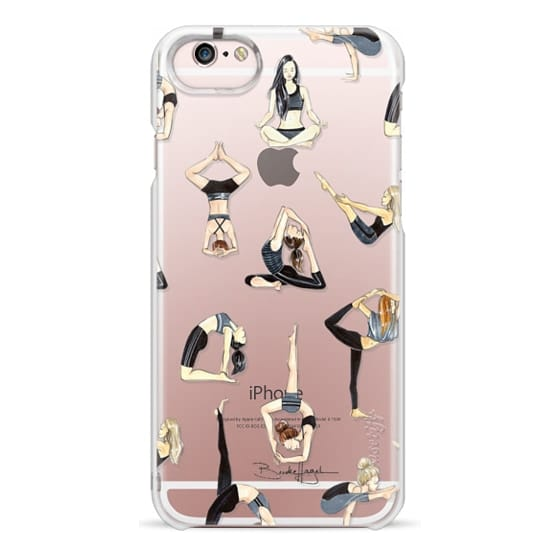 iPhone 6s Cases - Yoga Girls