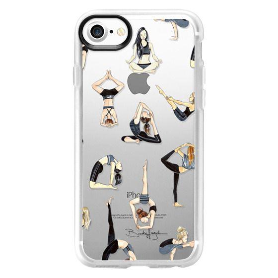 iPhone 7 Cases - Yoga Girls