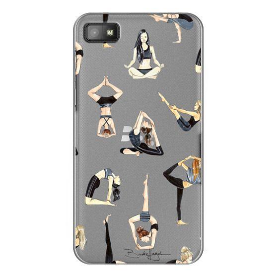 Blackberry Z10 Cases - Yoga Girls