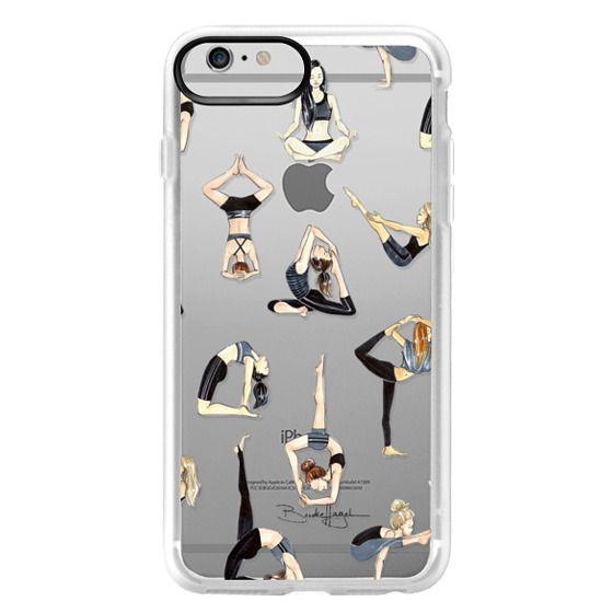 iPhone 6 Plus Cases - Yoga Girls
