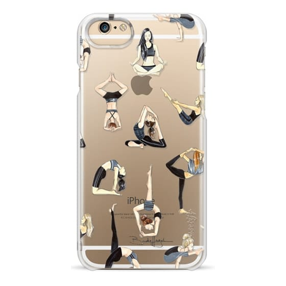 iPhone 6 Cases - Yoga Girls