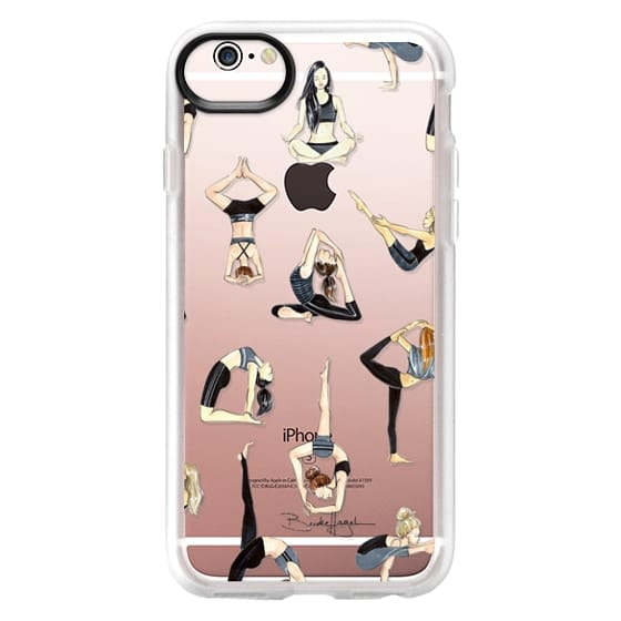 iPhone 6s Cases - Yoga Girls