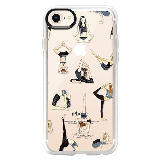 iPhone 8 Cases - Yoga Girls
