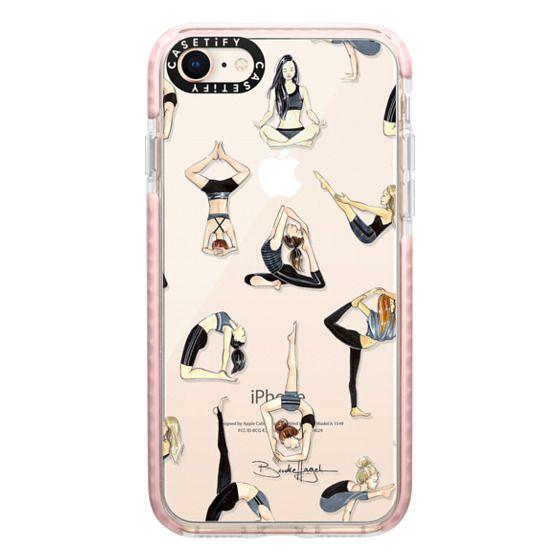 iPhone 8 Cases - Yoga Girls