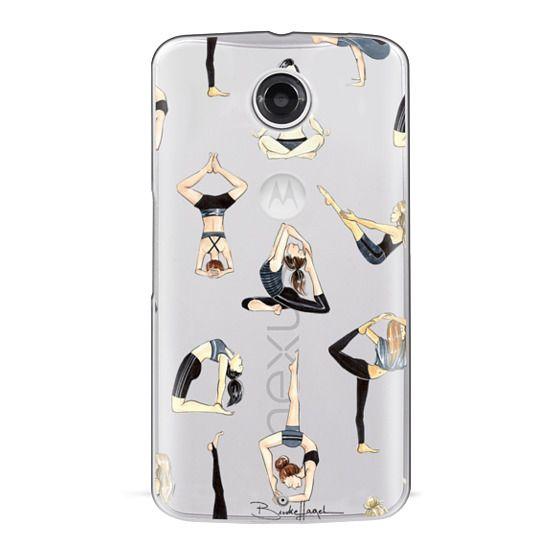 Nexus 6 Cases - Yoga Girls