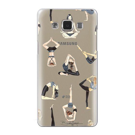 Samsung Galaxy A5 Cases - Yoga Girls