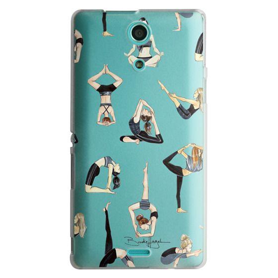 Sony Zr Cases - Yoga Girls