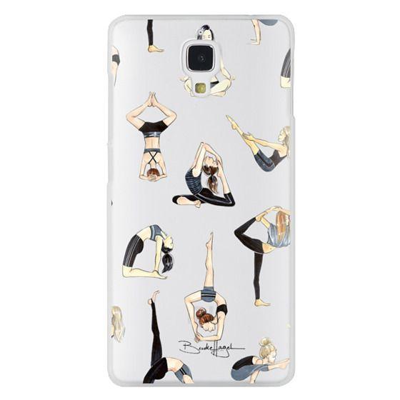 Xiaomi 4 Cases - Yoga Girls