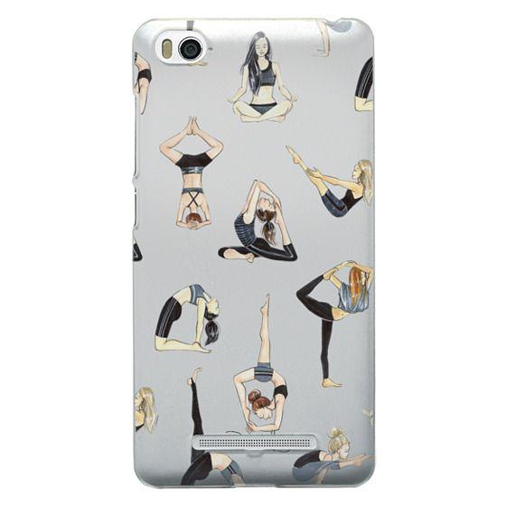 Xiaomi 4i Cases - Yoga Girls