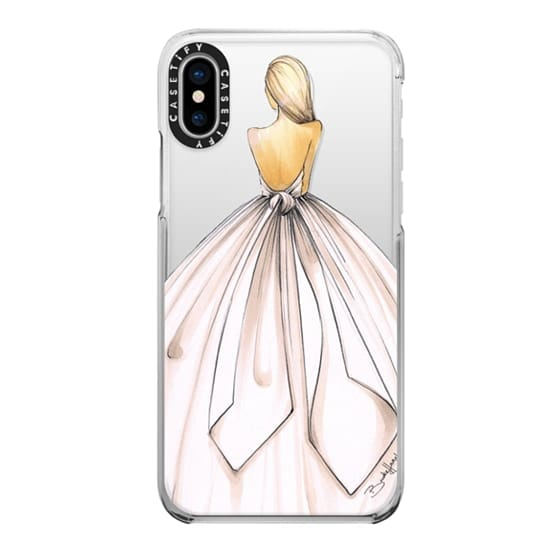 iPhone X Cases - Gwen - by Brooklit