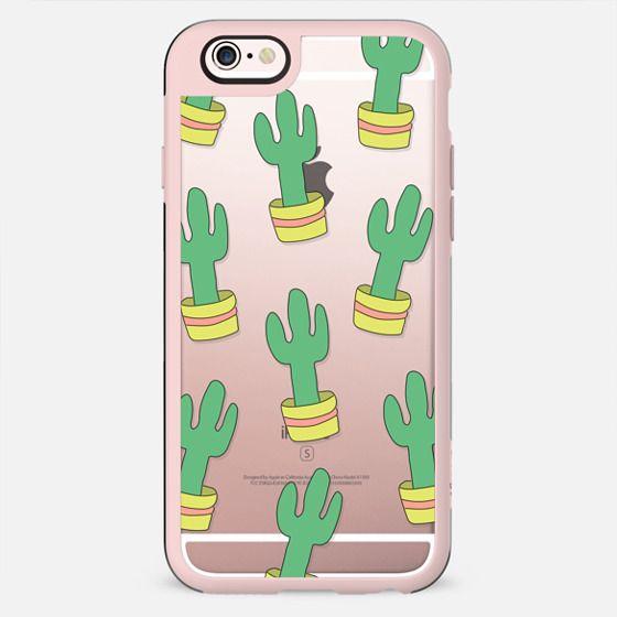 Cactus - Desert - Green - Yellow - Orange