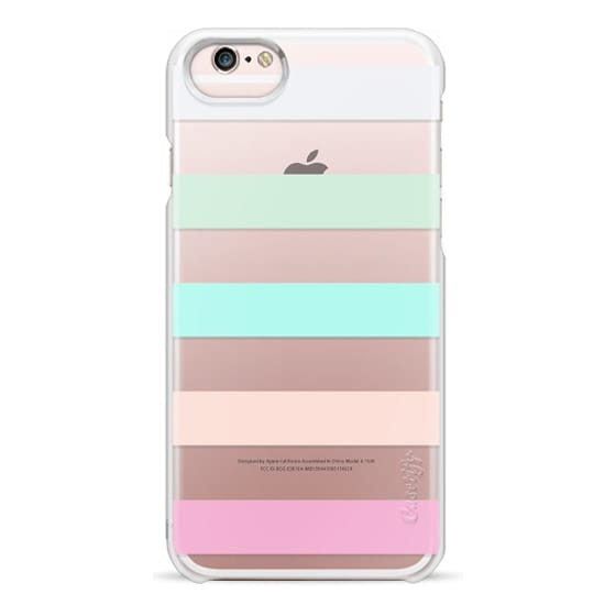 iPhone 6s Cases - STRIPED - PEACHED