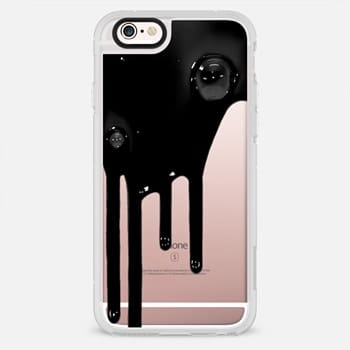 iPhone 6s Plus Case BLACK DRIP