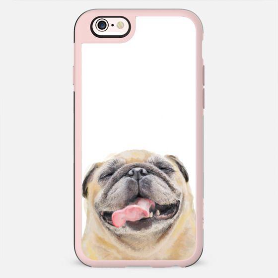 Happy Pug - New Standard Case