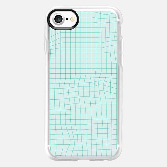 Grids - Wallet Case