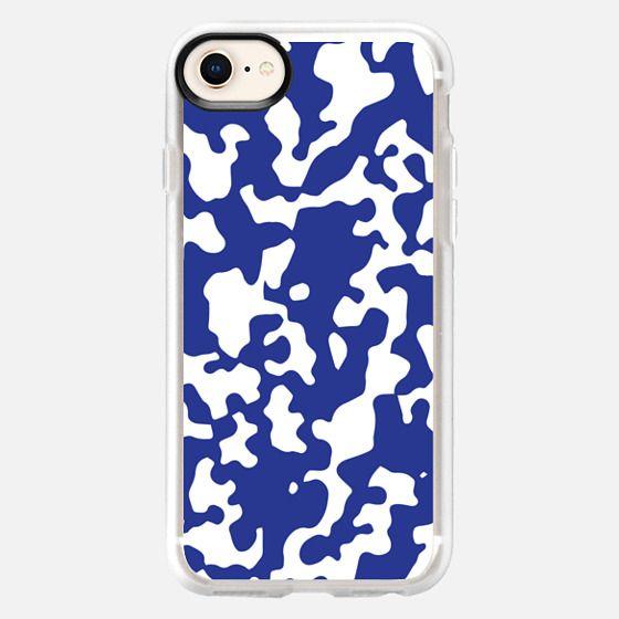 Blue - Snap Case