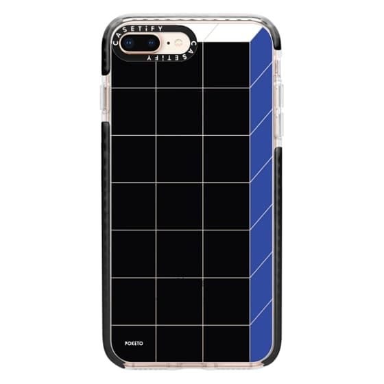 iPhone 8 Plus Cases - CASETIFY IPHONE 6S/6 OR 7 CASE FOR POKETO IN CUBIX
