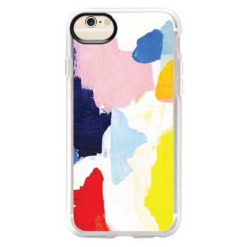 Grip iPhone 6 Case - Paint