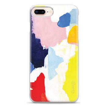 Snap iPhone 8 Plus Case - Paint