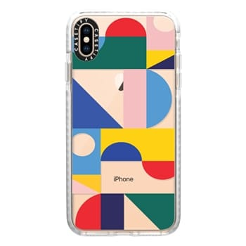 359aae7a95 Impact iPhone XS Max Case Case - Ping Pong by Poketo