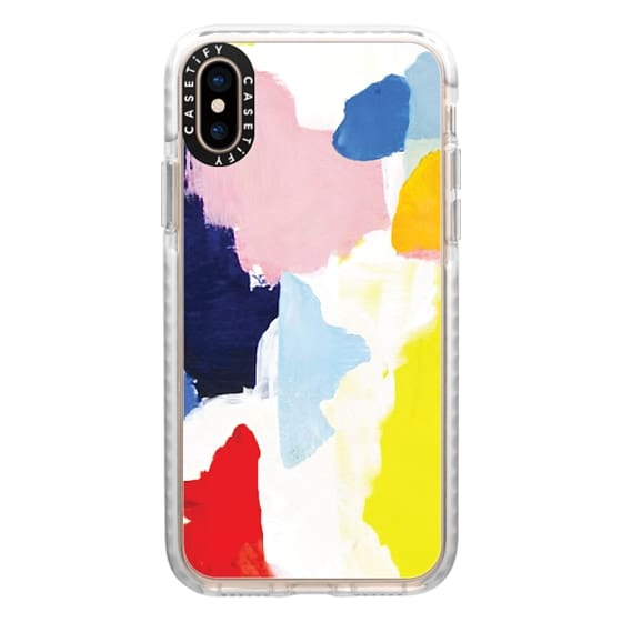 iPhone XS Cases - Paint