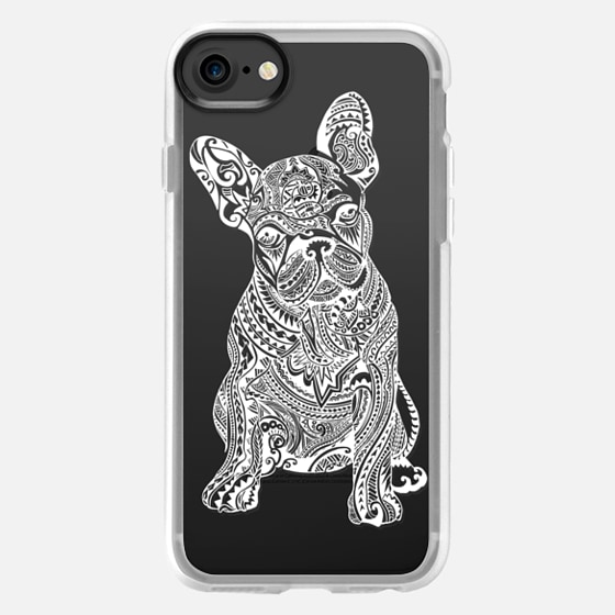 Polynesian Frenchie - Wallet Case