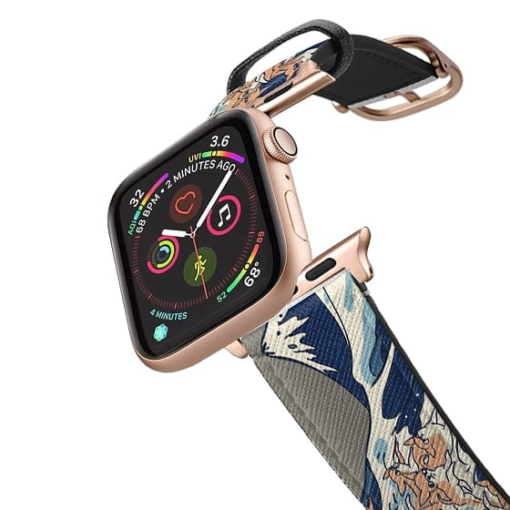 Apple Watch 42mm Bands - The Great Wave of Chihuahua