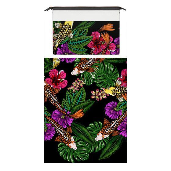 MacBook Pro Touchbar 13 Sleeves - Tropical Koi