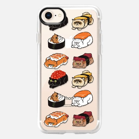 Sushi Cat - Snap Case